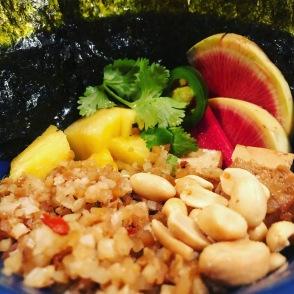 Cauli Rice Bowl